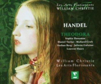 Handel: Theodora-Les Arts Florissants, Daneman Sophie, Taylor Daniel, Croft Richard, Berg Nathan, Galstian Juliette, Slaars Laurent