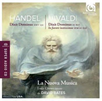 Handel, Vivaldi: Dixit Dominus-La Nuova Musica, Bates David, Crowe Lucy
