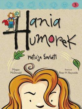 Hania Humorek ratuje świat-McDonald Megan