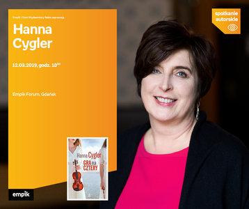 Hanna Cygler | Empik Forum