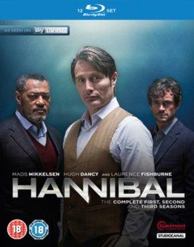 Hannibal: The Complete Series (brak polskiej wersji językowej)