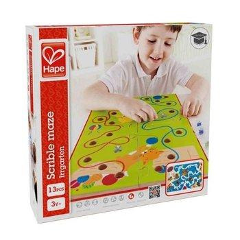 Hape, zabawka dla dzieci Zakręcony labirynt-Hape