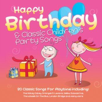 Happy Birthday and Classic Children's Party Songs - Rhymes 'N' Rhythm