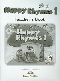 Happy rhymes 1. Teacher's book-Dooley Jenny, Evans Virginia