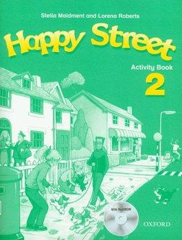 Happy street 2. Activity book + CD-Maidment Stella