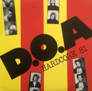 Hardcore 81-D.O.A.