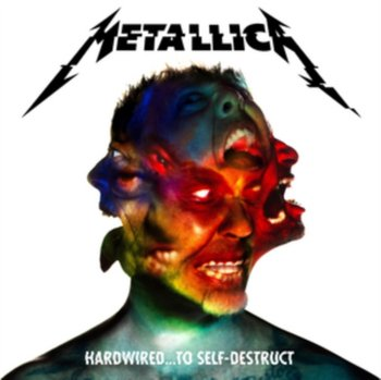 Hardwired... To Self Destruct-Metallica