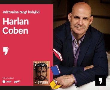 Harlan Coben – PREMIERA | Wirtualne Targi Książki