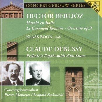 Harold in Italy (Gold Disc) -Stokowski Leopold, Monteux Pierre