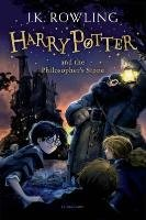 Harry Potter 1 and the Philosopher's Stone-Rowling J.K.
