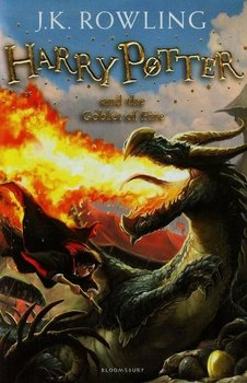 Harry Potter 4 and the Goblet of Fire-Rowling J.K.