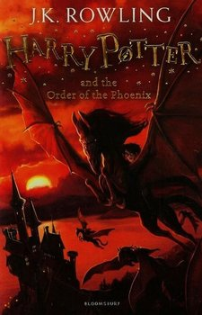 Harry Potter 5 and the Order of the Phoenix - Rowling Joanne K.