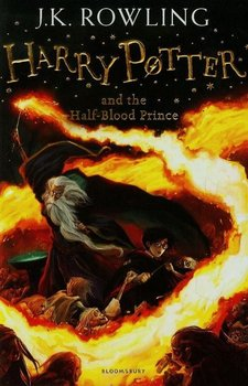 Harry Potter 6 and the Half-Blood Prince - Rowling J.K.