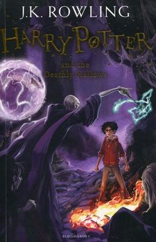 Harry Potter 7 and the Deathly Hallows-Rowling J.K.