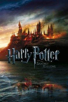Harry Potter 7 Teaser - plakat 61x91,5 cm-GBeye
