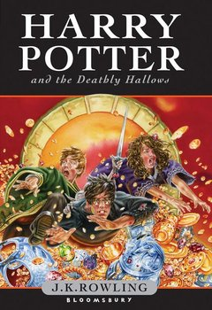 Harry Potter and the Deathly Hallows. Children's Edition - Rowling J.K.