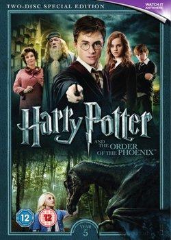 Harry Potter and the Order of the Phoenix (brak polskiej wersji językowej)-Yates David