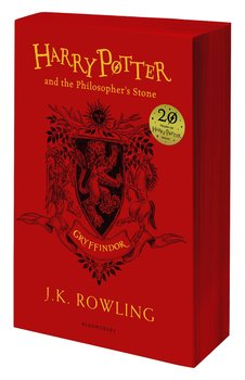 Harry Potter and the Philosopher's Stone. Gryffindor Edition - Rowling J. K.