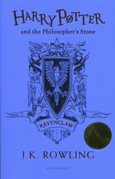 Harry Potter and the Philosopher's Stone Ravenclaw Edition - Rowling J.K.