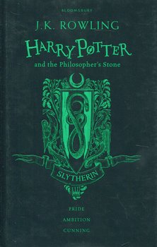 Harry Potter and the Philosopher's Stone Slytherin-Rowling J.K.