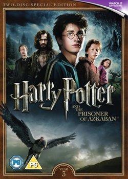 Harry Potter and the Prisoner of Azkaban (brak polskiej wersji językowej)-Cuarón Alfonso