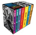 Harry Potter Boxed Set: The Complete Collection Adult Paperback-Rowling J.K.