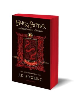 Harry Potter Harry Potter and the Chamber of Secrets. Gryffindor Edition-Rowling J.K.