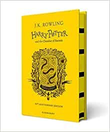 Harry Potter Harry Potter and the Chamber of Secrets. Hufflepuff Edition-Rowling Joanne K.