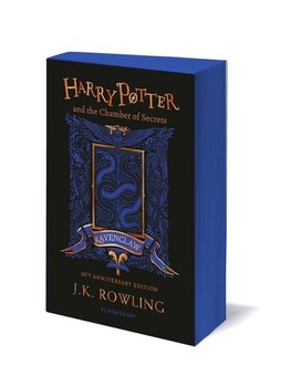 Harry Potter Harry Potter and the Chamber of Secrets. Ravenclaw Edition-Rowling J.K.
