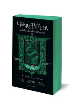 Harry Potter Harry Potter and the Chamber of Secrets. Slytherin Edition-Rowling J.K.