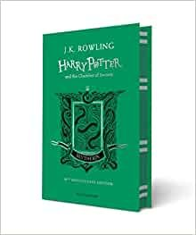 Harry Potter Harry Potter and the Chamber of Secrets. Slytherin Edition-Rowling J. K.
