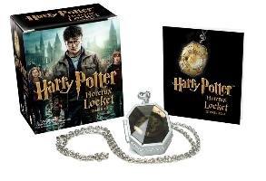 Harry Potter Locket Horcrux Kit and Sticker Book-Opracowanie zbiorowe