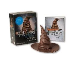 Harry Potter Talking Sorting Hat and Sticker Book-Opracowanie zbiorowe