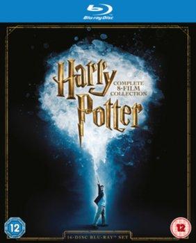 Harry Potter: The Complete 8-film Collection (brak polskiej wersji językowej)-Yates David, Newell Mike, Columbus Chris, Cuarón Alfonso