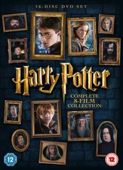 Harry Potter: The Complete 8-film Collection (brak polskiej wersji językowej)-Newell Mike, Cuarón Alfonso, Columbus Chris, Yates David