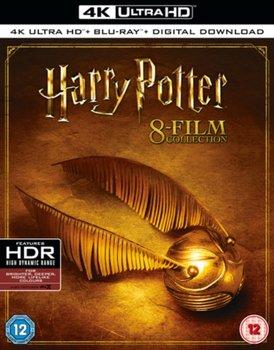 Harry Potter: The Complete 8-film Collection (brak polskiej wersji językowej)-Columbus Chris, Cuarón Alfonso, Newell Mike, Yates David