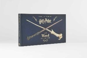 Harry Potter: The Wand Collection (Book)-Peterson Monique