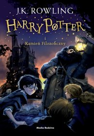 Harry Potter. Tom 1. Harry Potter i Kamień Filozoficzny - Rowling J.K.
