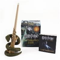 Harry Potter Voldemort's Wand with Sticker Kit - Running Press