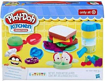 Hasbro E2389 Play Doh Ciastolina Zestaw Lunchbox