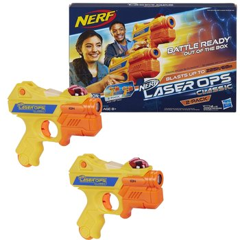 Hasbro E5393 Nerf Laser Ops Classic 2-pack