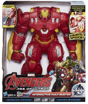 Hasbro, figurka interaktywna HulkbUster-Hasbro
