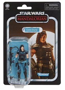 Hasbro, Star Wars, Cara Dune, figurka 10 cm, The Mandalorian-Hasbro