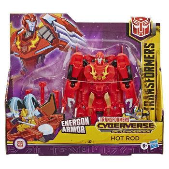 Hasbro, Transformers, figurka Action Attackers Ultra Hot Rod-Hasbro