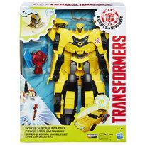 Hasbro, Transformers, figurka Bumblebee i Mincon
