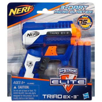 Hasbro, wyrzutnia Nerf Elite Triad-Nerf