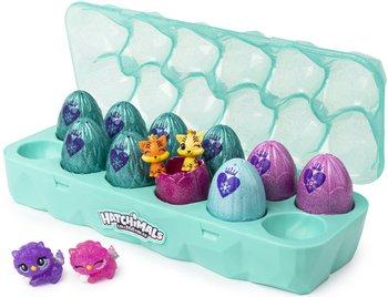 Hatchimals, figurki kolekcjonerskie Royal jajka, 6 seria-Hatchimals