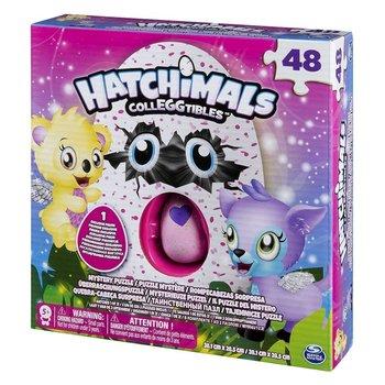 Hatchimals, puzzle+ niespodzianka -Hatchimals