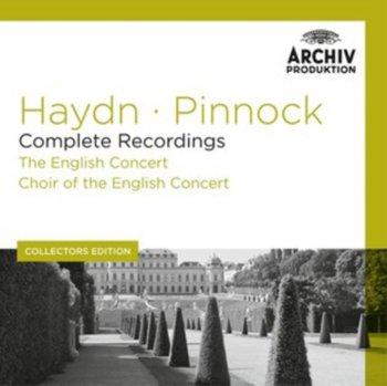 Haydn: Complete Recordings (Collectros Edition)-Pinnock Trevor