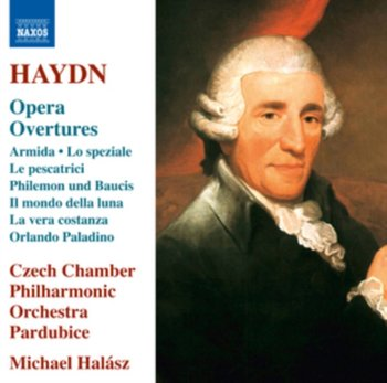 Haydn: Opera Overtures-Czech Chamber Philharmonic Orchestra